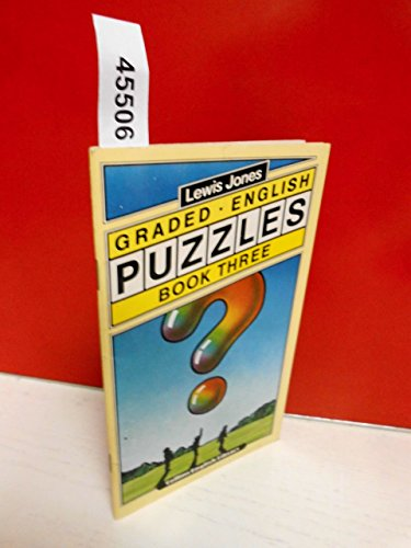 9780003703023: Graded English Puzzles: Bk. 3 (English Library)