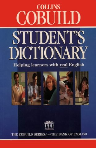 9780003703153: Collins Cobuild Student's Dictionary