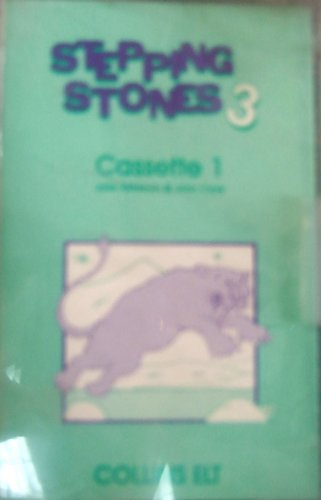 9780003703269: Stepping Stones - Level 3: Cassettes (Primary courses & materials - stepping stones)