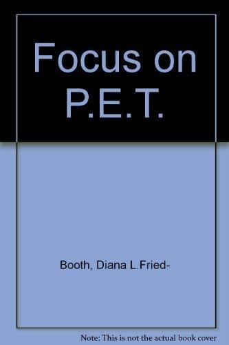 9780003703344: Focus on P.E.T.