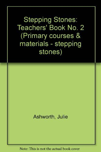 9780003704174: Stepping Stones: Teachers' Book No. 2 (Primary courses & materials - stepping stones)