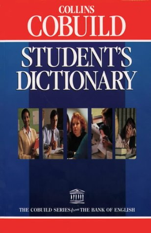 9780003704273: Collins Cobuild - Student's Dictionary (Collins Cobuild dictionaries)