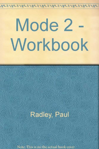 9780003704419: Mode 2 - Workbook
