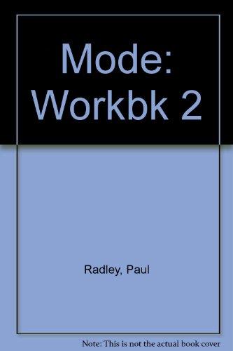 9780003704518: Mode: Workbk 2