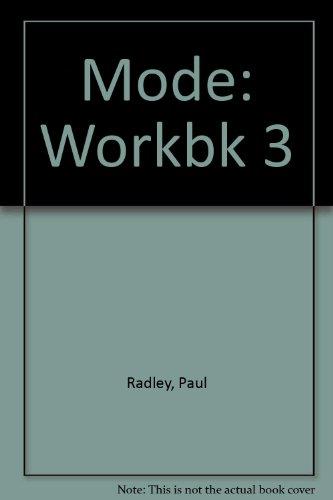 9780003704549: Mode: Workbk 3