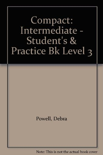 9780003705065: Compact: Intermediate - Student's & Practice Bk Level 3 (A Collins intensive English course)