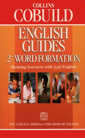 9780003705218: Word Formation (Collins Cobuild English Guides, Book 2): Word Formation Bk. 2
