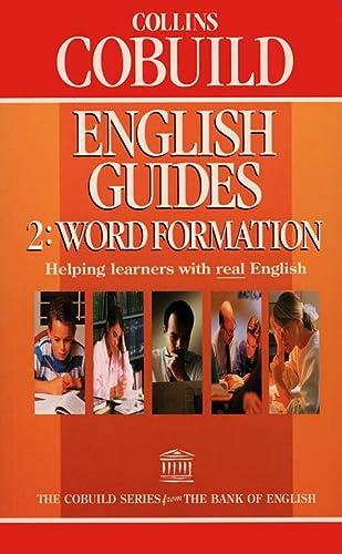 9780003705218: Collins COBUILD English Guides: Word Formation Bk. 2