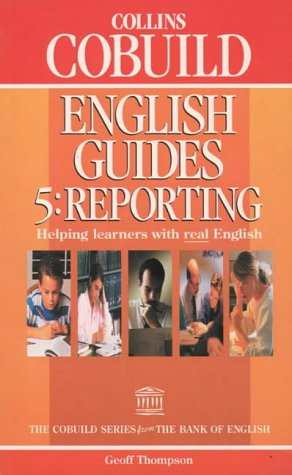 9780003705669: Collins Cobuild English Guides (5) - Reporting: Reporting Bk. 5