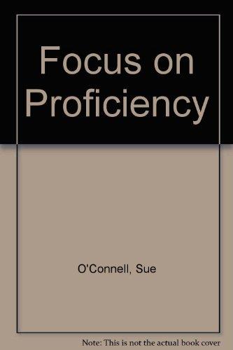 9780003706314: Focus on Proficiency