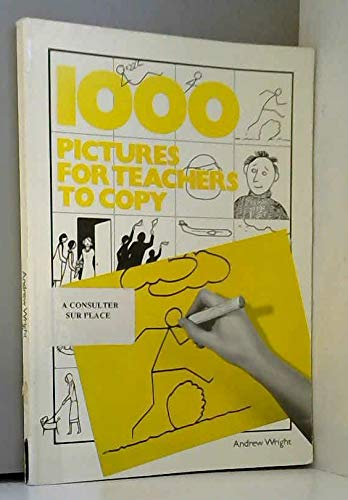 9780003706635: 1000 Pictures for Teachers to Copy