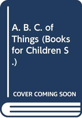 9780003707519: ABC of Things Elt Pack