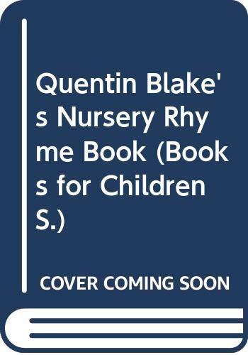 9780003707670: Quentin Blake's Nurs Rhym Bk Elt