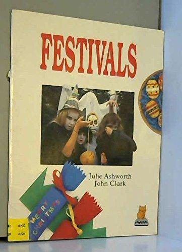 9780003707915: Festivals (Footsteps)