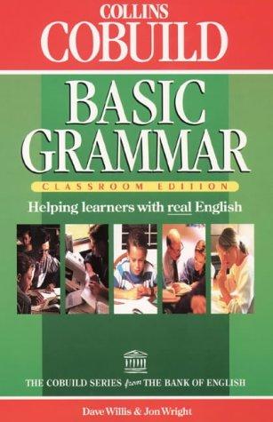 9780003709353: Basic Grammar: Classroom Edition (Collins Cobuild) (Collins CoBUILD Grammar)