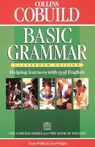 9780003709353: Basic Grammar (COBUILD Classroom Edition)
