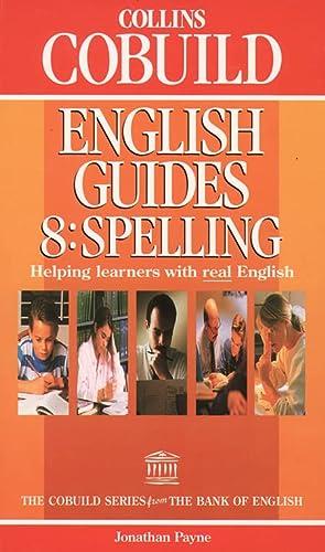 9780003709506: Collins COBUILD English Guides: Spelling Bk.8