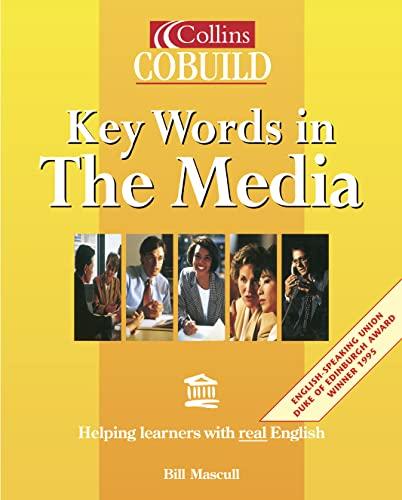9780003709513: Key Words in the Media (COBUILD)