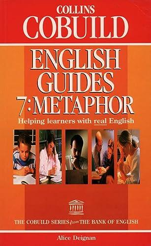9780003709520: Collins COBUILD English Guides: Metaphor Bk.7