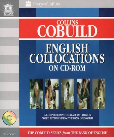 9780003710816: Collins Cobuild - English Collocations on CD-Rom