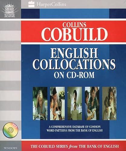 9780003710816: COBUILD English Collocations on CD-ROM