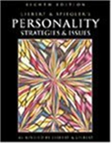 9780003738988: Personality: Strategies and Issues (8th Edition) Text Only