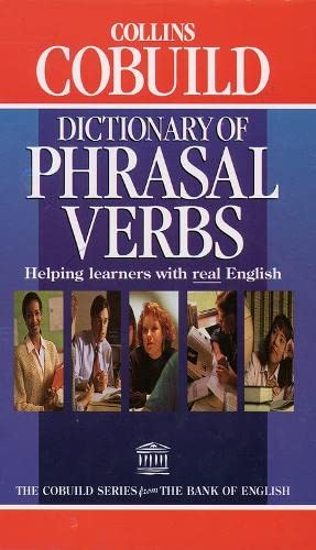 9780003750232: Dictionary of Phrasal Verbs (Collins Cobuild)