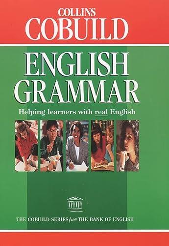 9780003750256: Collins Cobuild - English Grammar