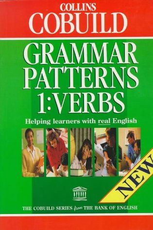 9780003750287: Collins Cobuild Grammar Patterns: Verbs 1