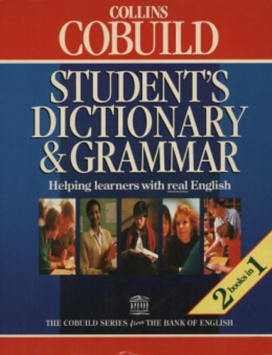 9780003750423: Collins Cobuild Student's Dictionary and Grammar (Collins CoBUILD Grammar)
