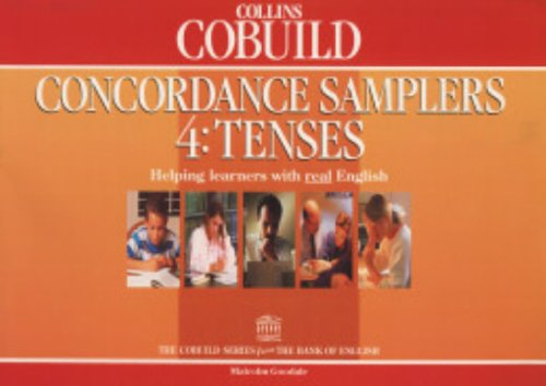 9780003750461: Collins COBUILD Concordance Samplers: Tenses Bk.4
