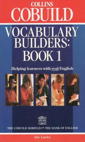 9780003750508: Collins Cobuild Vocabulary Builders - Book 1: Bk.1 (The Cobuild series)