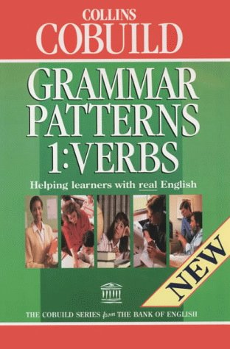 9780003750515: Collins Cobuild Grammar Patterns (1) - Verbs: Verbs Bk. 1