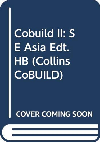 9780003750539: Cobuild II: SE Asia Edt. HB (Collins CoBUILD)
