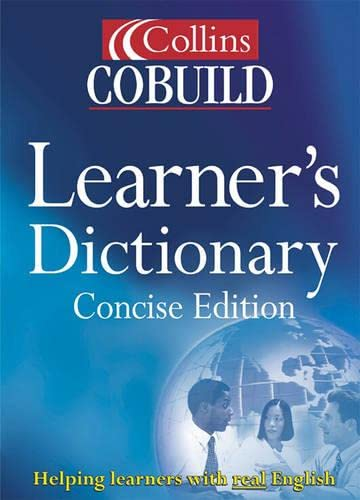 9780003750584: Collins Cobuild Learner's Dictionary: Helping Learners with Real English