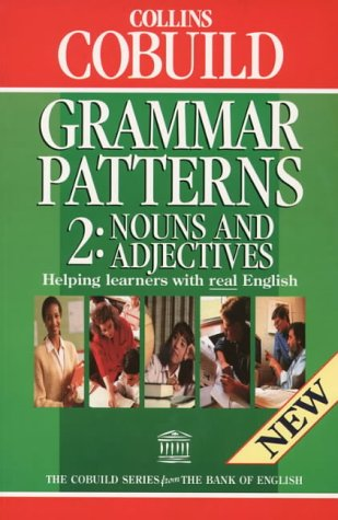 9780003750676: Grammar Patterns 2: Nouns & Adjectives: Nouns and Adjectives Bk.2 (Collins Cobuild grammar)