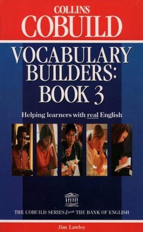 9780003750744: Vocabulary Builders: Book 3 (COBUILD)