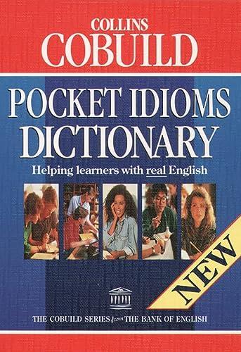 9780003750959: Collins COBUILD Pocket Idioms Dictionary (2,500+ Idioms) (ELT)