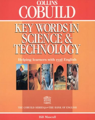 9780003750980: Key Words in Science and Technology (COBUILD)