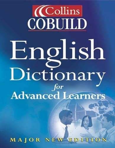 9780003751154: Collins Cobuild English Dictionary for Advanced Learners