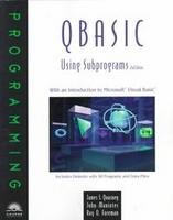 9780003763348: QBasic: Using Subprograms- Text Only