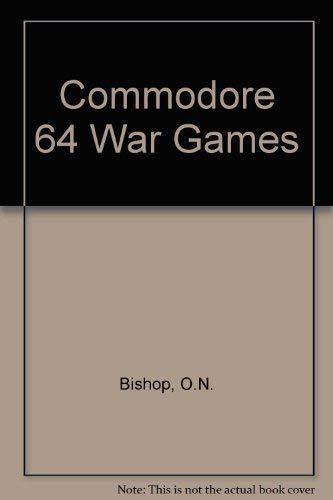 9780003830101: Commodore 64 War Games