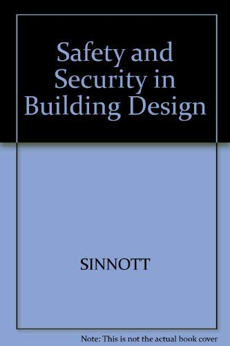 9780003830217: Safety and Security in Building Design
