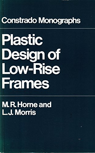 9780003830453: Plastic Design of Low Rise Frames