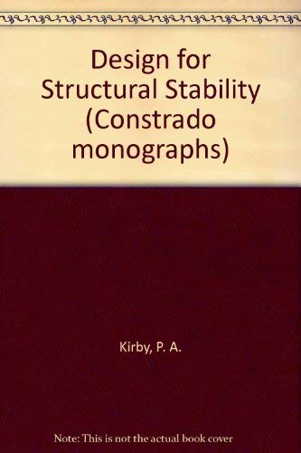 9780003830460: Design for Structural Stability