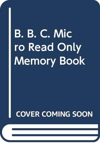 9780003830750: B. B. C. Micro Read Only Memory Book