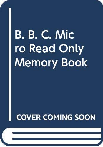 9780003830750: B. B. C. Micro Read Only Memory Book