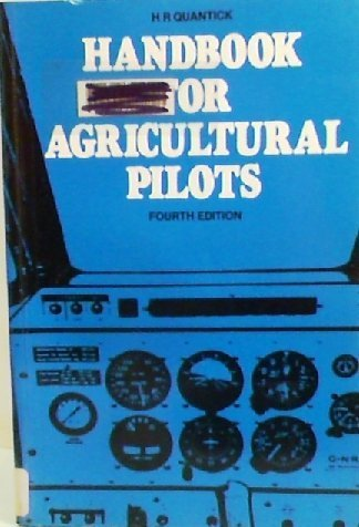 9780003831412: Handbook for Agricultural Pilots