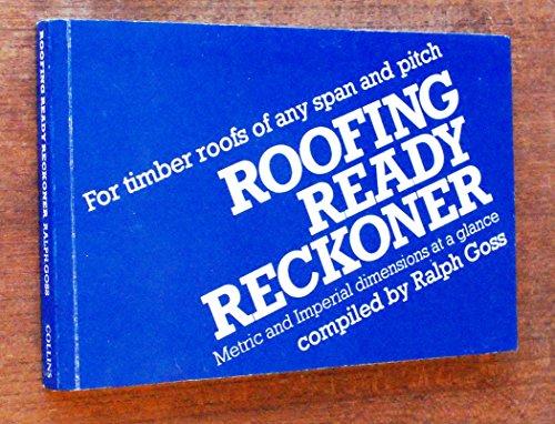 9780003831436: Roofing Ready Reckoner