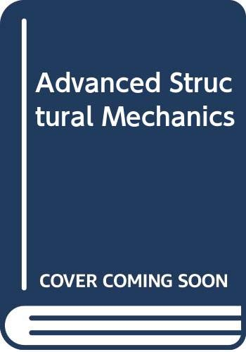 9780003831658: Advanced Structural Mechanics